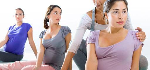 Hamile Yogası (Prenatal Yoga)